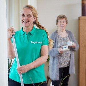Huishoudelijk hulp