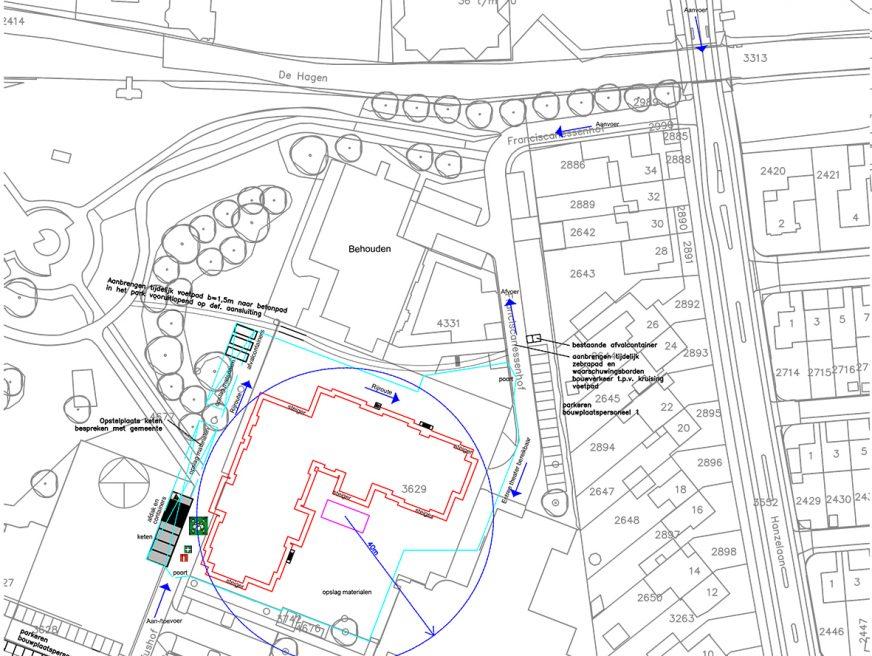 ZorgAccent_De_nieuwe_Hofkamp_bouwplaatsinrichting