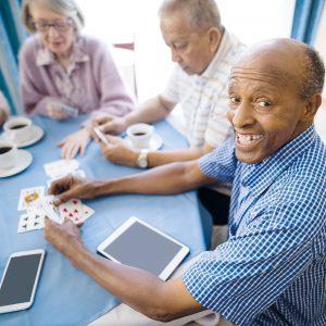 Dagactiviteiten voor ouderen