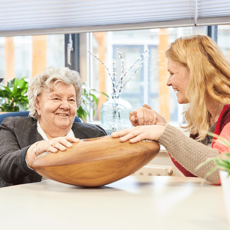 Zorgtechnologie ouderen