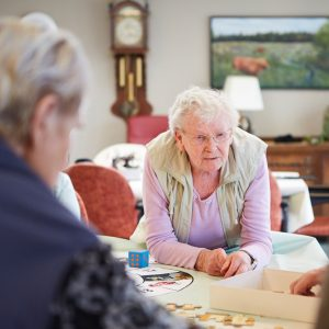 zorg voor ouderen thuis