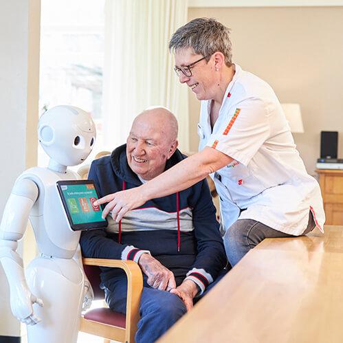 innovatie in het verpleeghuis