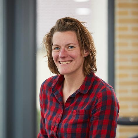 Ergotherapeut ZorgAccent Kirsten Aalders