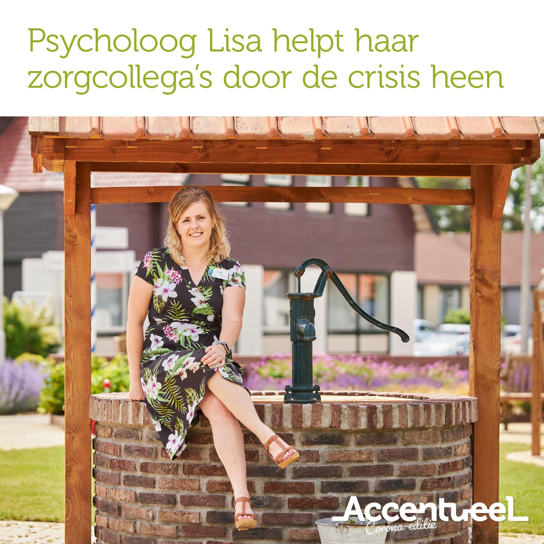 Psycholoog Lisa